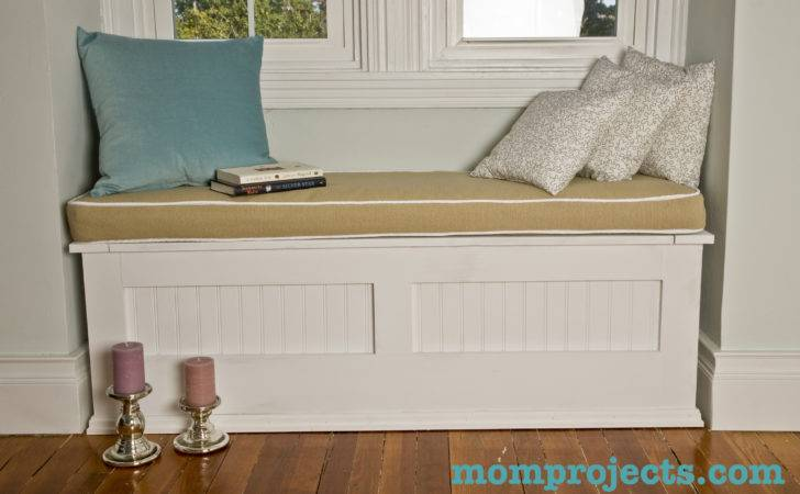 Make Window Seat Cushion Piping Mom Projects