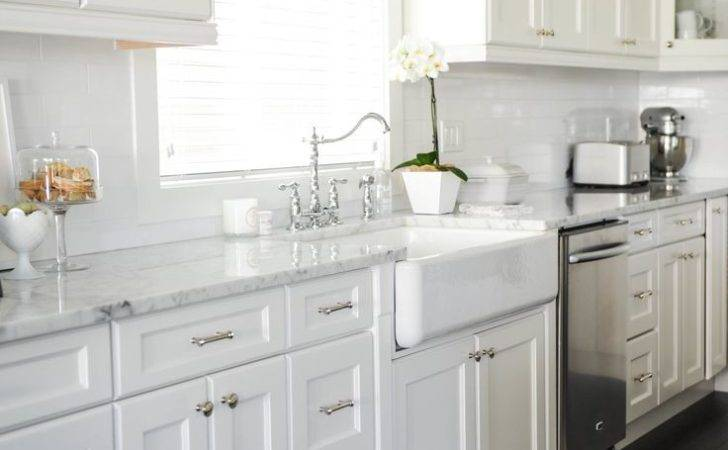 Make Your Boring All White Kitchen Look Alive