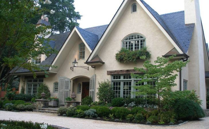 Make Your Home Beautiful French Country Exterior