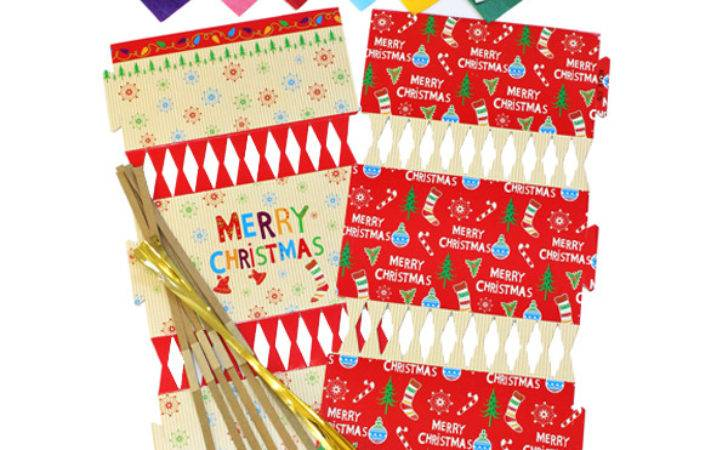 Make Your Own Christmas Crackers Bright Ideas Crafts