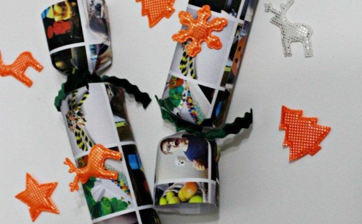 Make Your Own Christmas Crackers Mum Madhouse