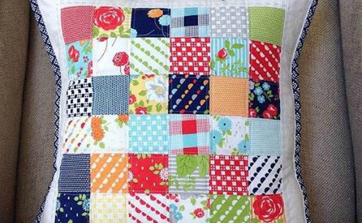 Make Your Own Pillow Forms Any Quilting