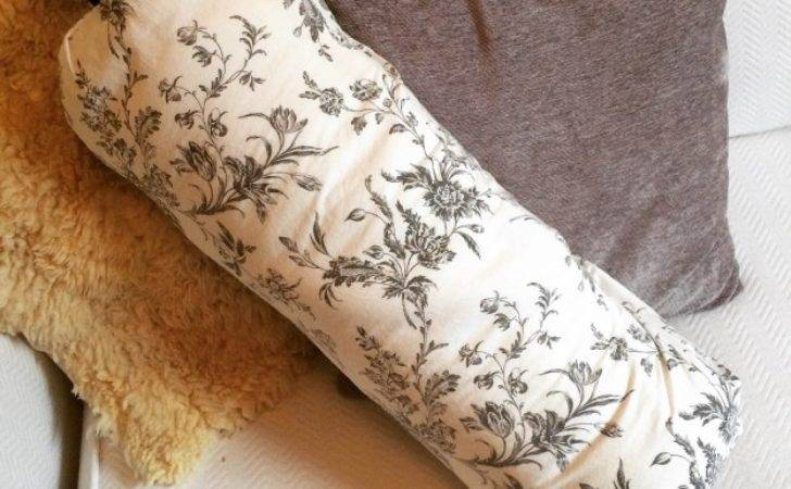 Make Your Own Yoga Bolster Minutes Lots
