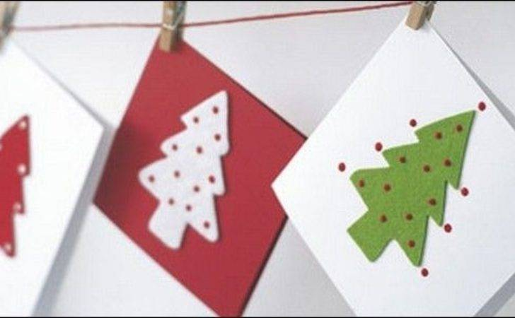 Making Your Own Christmas Cards Special Day Celebrations