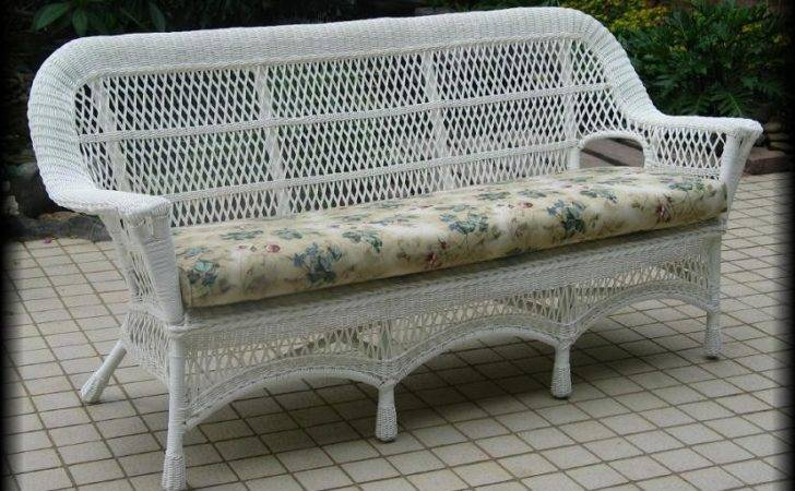 Manchester All Weather Wicker Sofa
