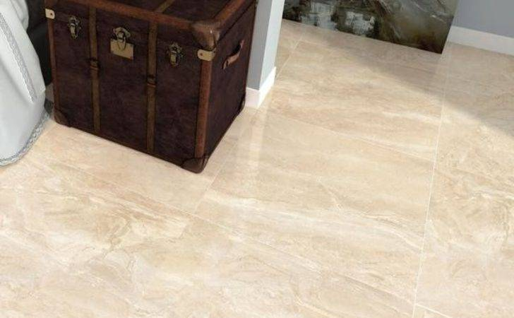 Marble Effect Tiles Beautiful High Gloss Cream