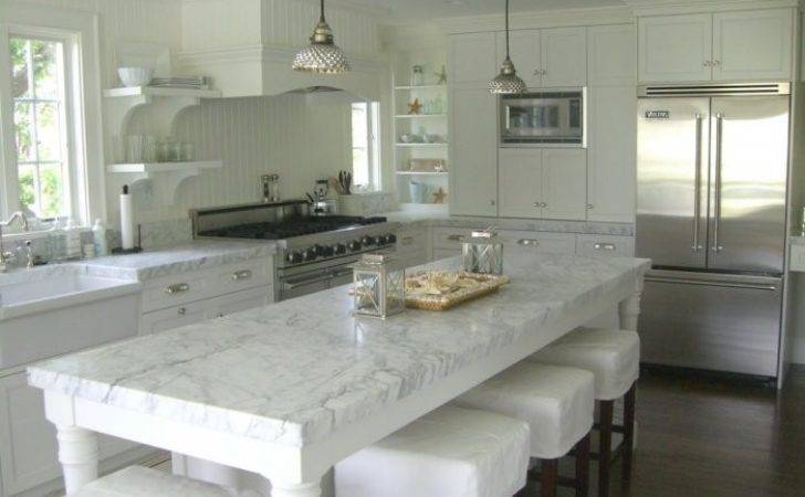 Marble Kitchen Countertops New York Los Angeles