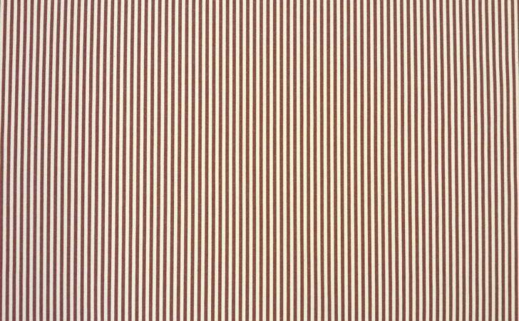 Marson Ticking Stripe Fabric Red Textile Express Buy