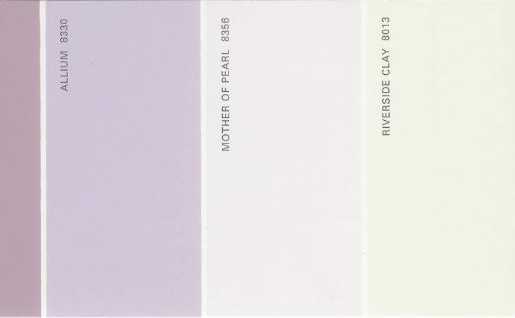Martha Stewart Paint Color Palette Card