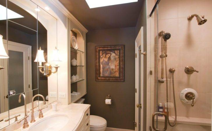 Master Bath Decorating Ideas Grasscloth