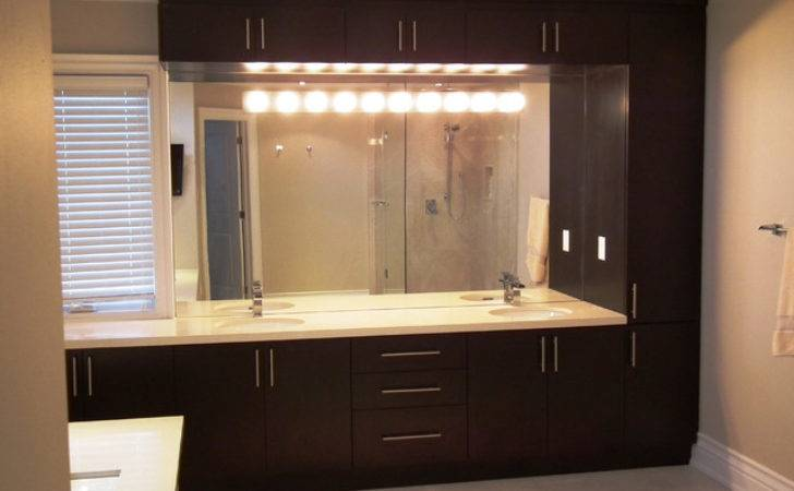 Master Ensuite Bathroom Design Custom Vanity