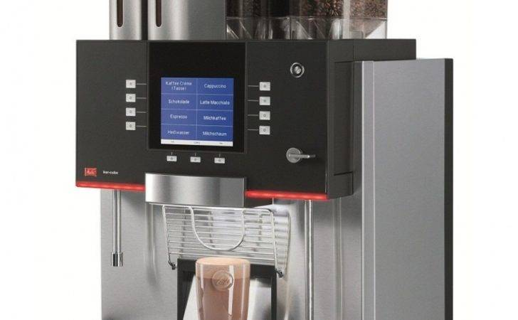 Melitta Barcube Commercial Bean Cup Coffee Machine