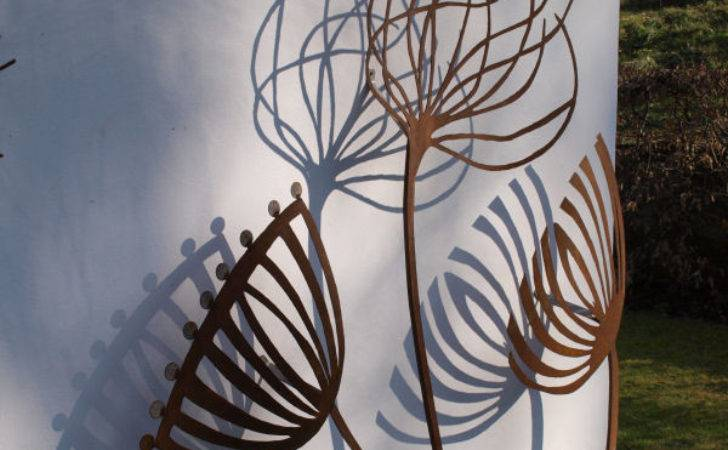 Metal Sculpture Home Garden Commissions Undertaken