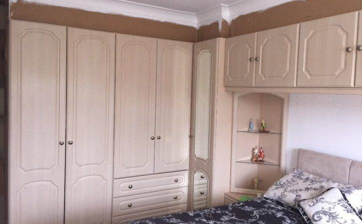 Mfi Provence Fitted Wardrobes Dressing Table Drawers