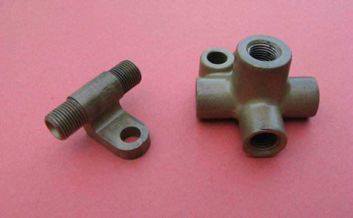 Mgb Mki Early Brake Connection Fittings