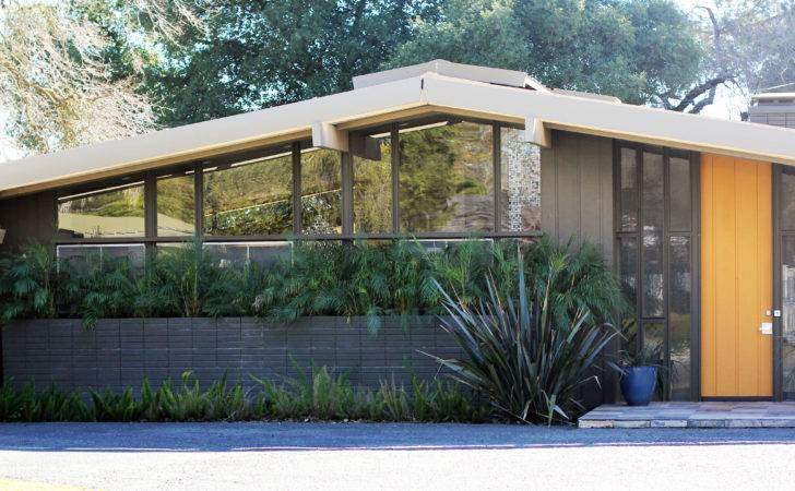 Mid Century Modern House Home Planning Ideas