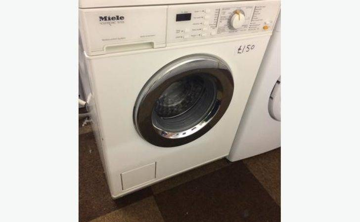 Miele Spin Washing Machine Wolverhampton