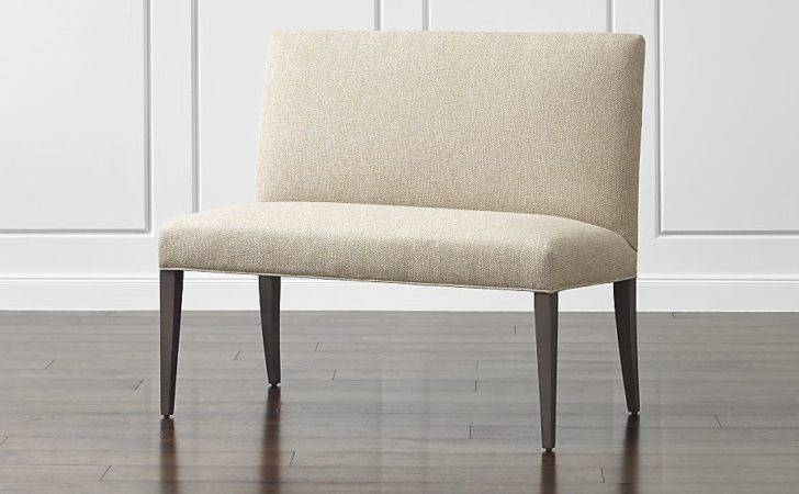 Miles Upholstered Small Dining Banquette Bench Tobias