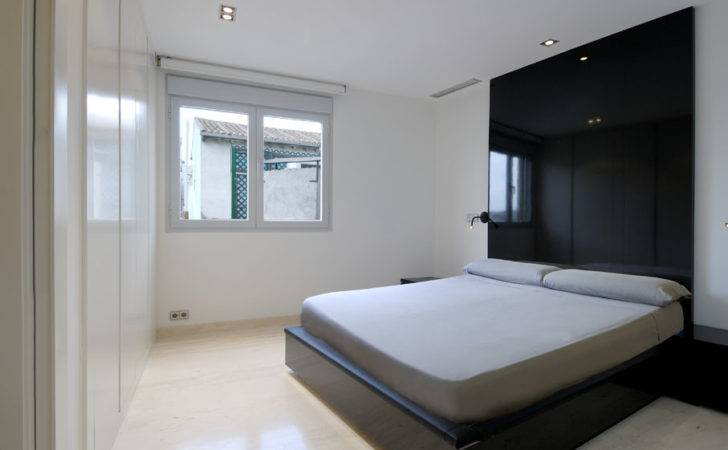 Minimalist Bedroom Interior Back Home