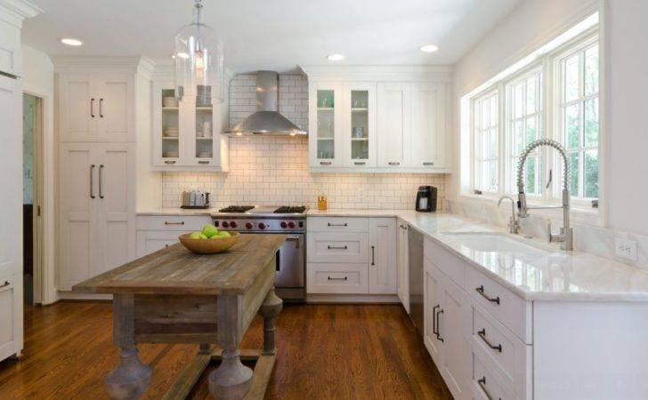 Minimalist Trends White Kitchen Cabinets Chic