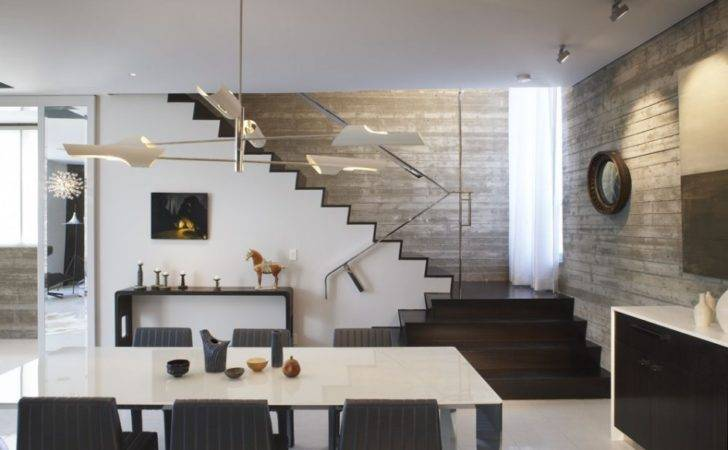 Mixed Townhouse Design Dennis Gibbens Architects