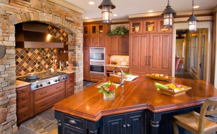Mixing Kitchen Cabinet Styles Finishes Ideas