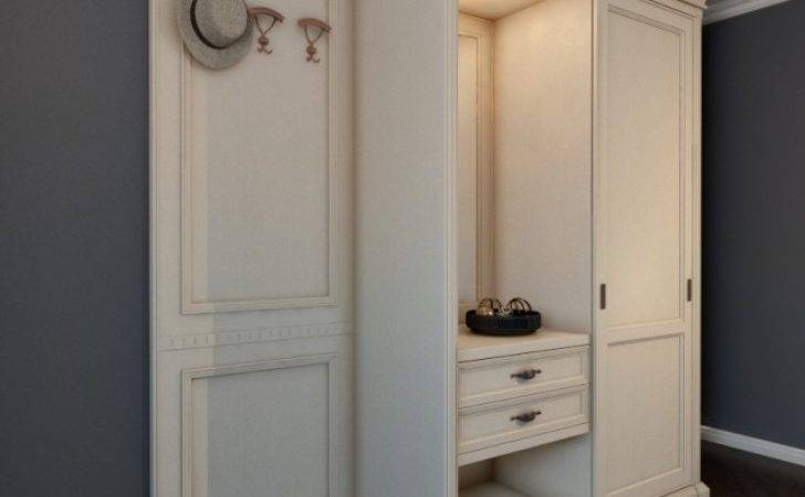 Models Wardrobe Display Cabinets Hallway Doors