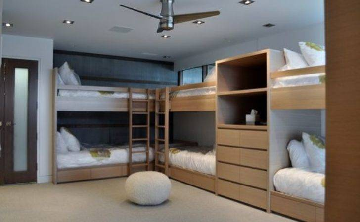 Modern Bunk Bed Ideas Small Bedrooms