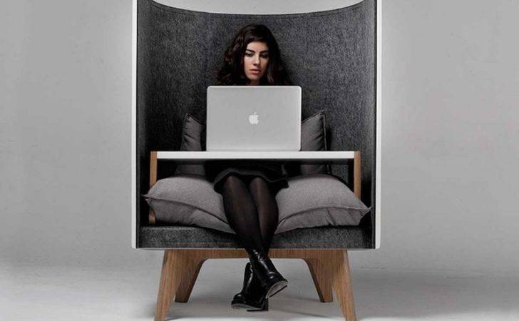 Modern Comfortable Chair Private Space