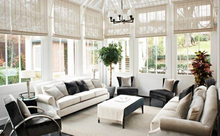 Modern Conservatory Furniture Ideas