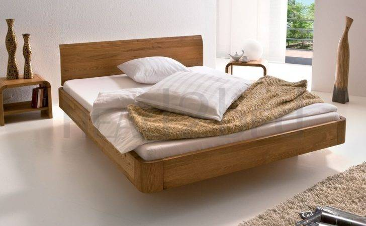 Modern Contemporary Solid Wood Beds Head Bed
