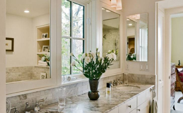 Modern Country Bathrooms