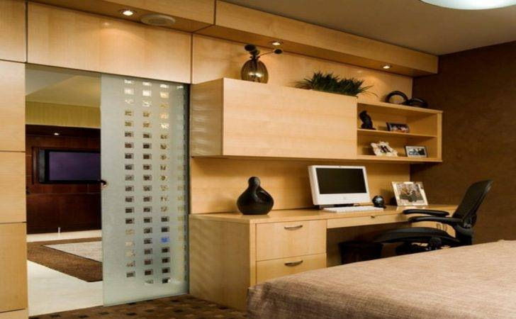Modern Country Bedrooms Study Table Design Bedroom