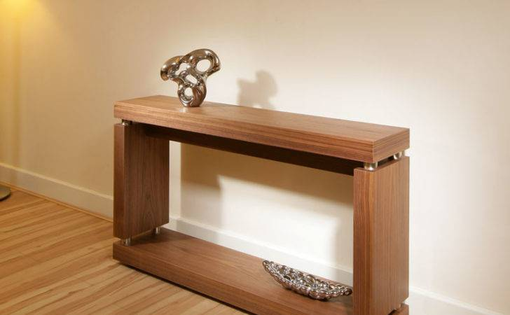 Modern Designer Console Hall Occasional Table