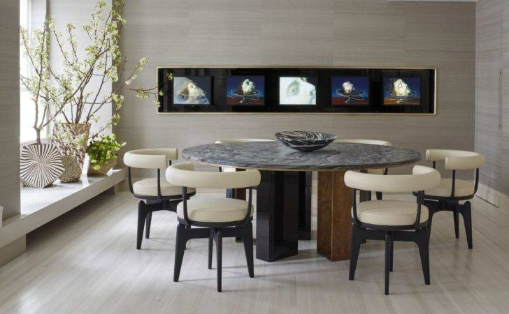 Modern Dining Room Decorating Ideas Contemporary