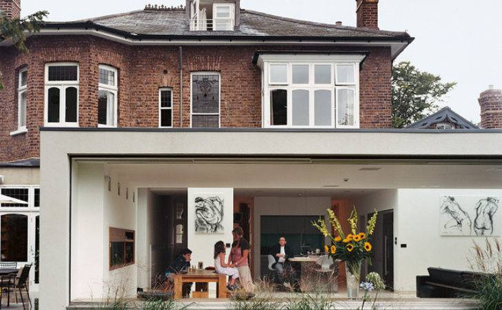 Modern Extension Victorian House Your Source