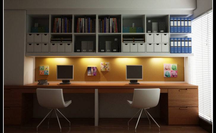 Modern Home Office Design Furniture