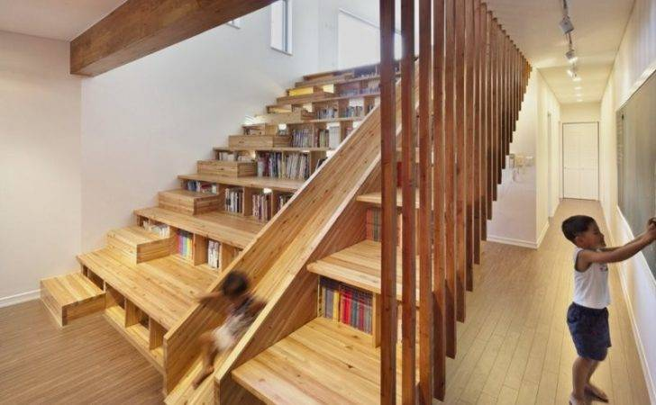 Modern House Great Views Multi Functional Stairs