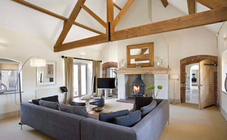 Modern Interior Design Barn Conversion House Plans