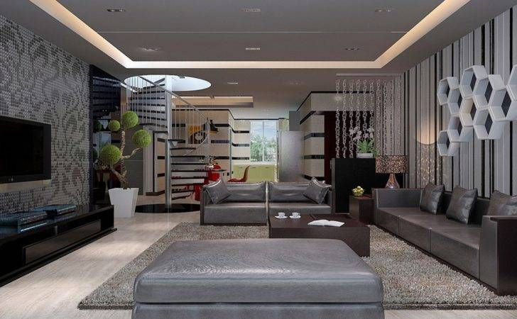 Modern Interior Design Living Room House