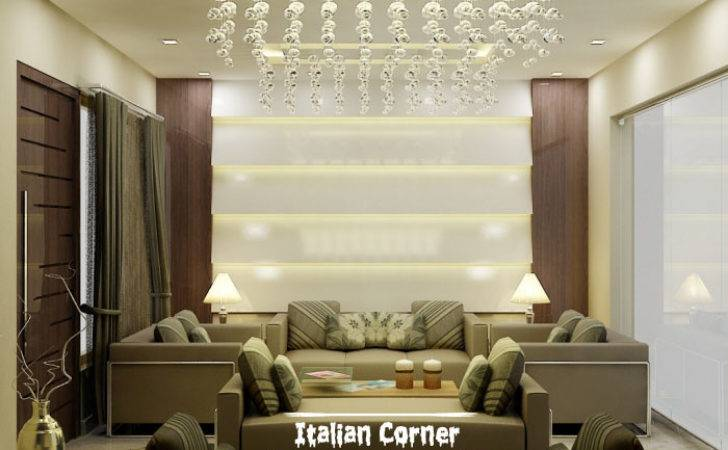 Modern Italian Living Room Designs Lighting Ideas