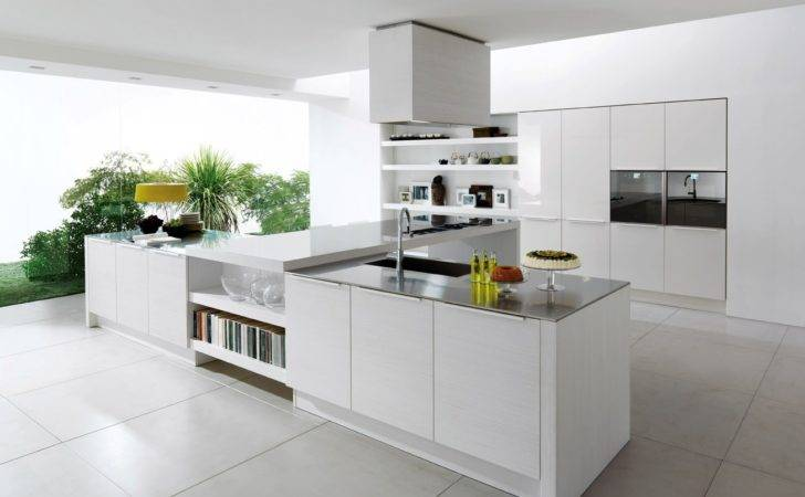 Modern Kitchens Creating Beautiful Clean