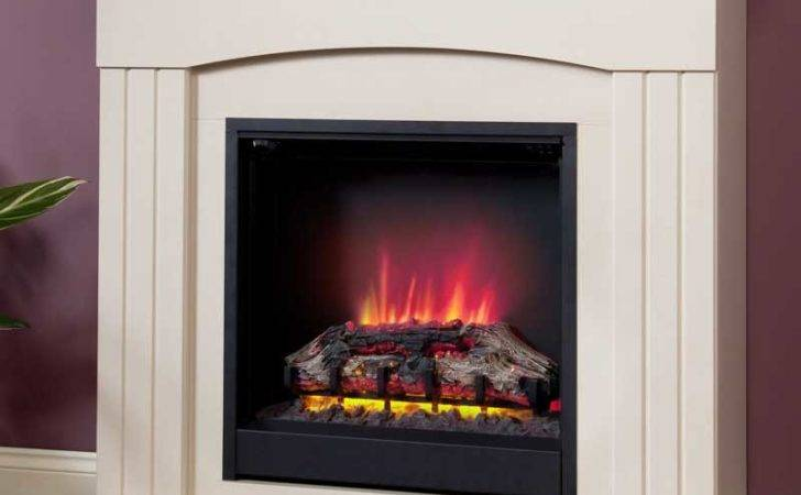 Modern Linmere Electric Fireplace Suite