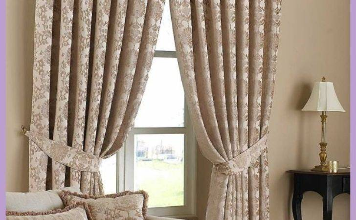 Modern Living Room Curtains Ideas Home Design