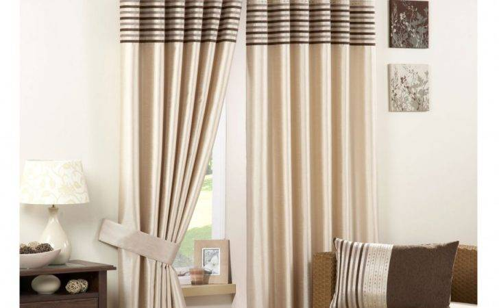 Modern Living Room Curtains Tjihome