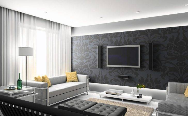 Modern Living Room Designs Decorating Ideas Design