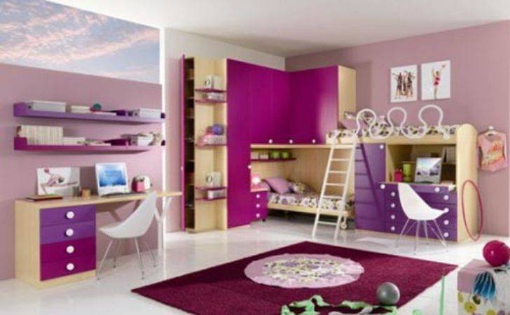 Modern Minimalist Kids Bedroom Design Ideas