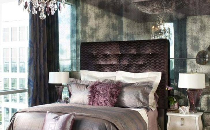 Modern Purple Bedroom Design Ideas Luxury
