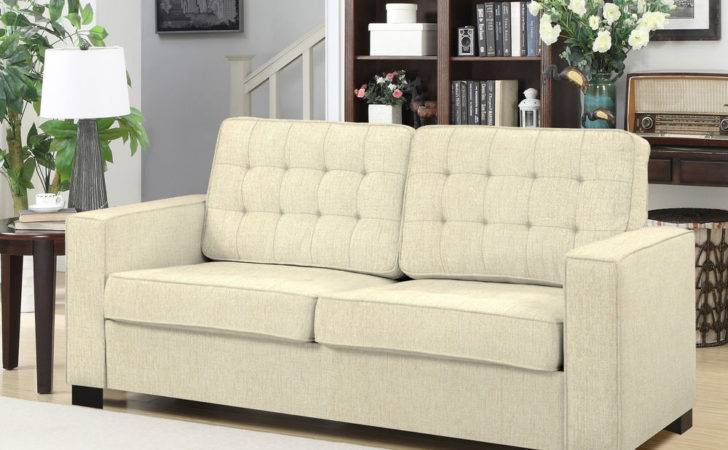 Modern Sofa Couch Loveseat Contemporary Furniture Off