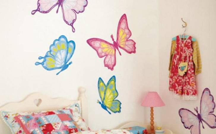 Modern Stickers Kids Bedroom Wall Look Beautiful